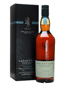 Skotska whisky Lagavulin Distillers Edition 1997 0