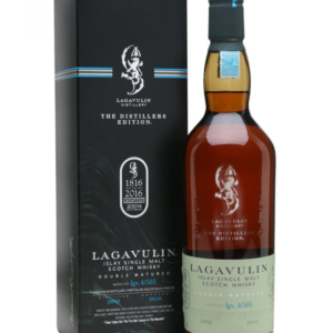 Skotska whisky Lagavulin Distillers Edition 2000 0