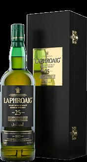 Skotska whisky Laphroaig 25y 0