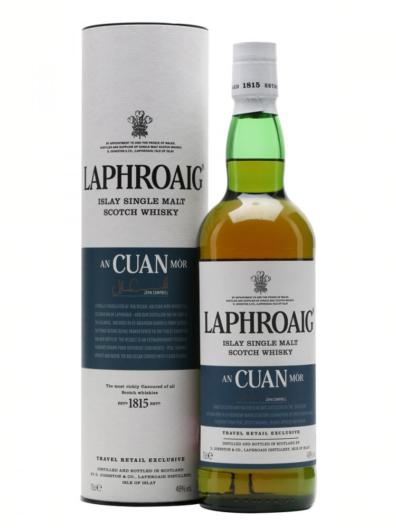Skotska whisky Laphroaig An Cuan Mor 0