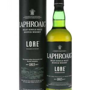 Skotska whisky Laphroaig Lore 0