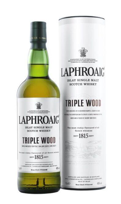Laphroaig Triple Wood 48% 0
