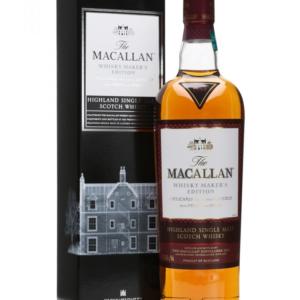 Skotska whisky Macallan Maker's Edition 0