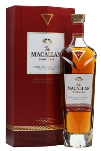 Skotska whisky Macallan Rare Cask Red 0