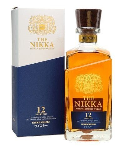 Japonska whisky Nikka 12y 0