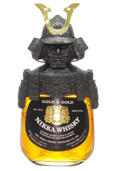 Japonska whisky Nikka Gold Gold 0