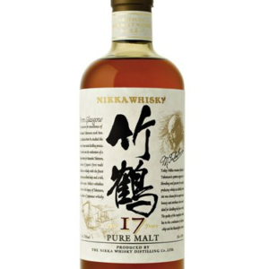 Japonska whisky Nikka Taketsuru 17y 0