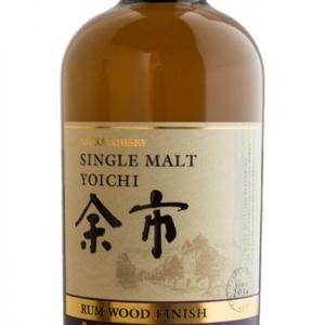 Japonska whisky Nikka Yoichi Rum Cask 0