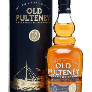 Skotska whisky Old Pulteney 17y 0