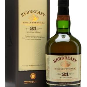 Irska whiskey Redbreast 21y 0