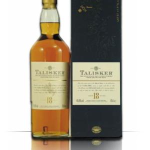 Skotska whisky Talisker 18y 0