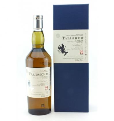 Skotska whisky Talisker 25y 0