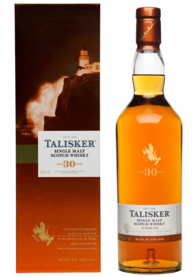 Skotska whisky Talisker 30y 0
