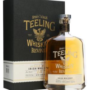 Irska whiskey Teeling The Revival 15y 0