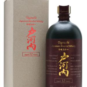 Japonska whisky Togouchi 12y 0