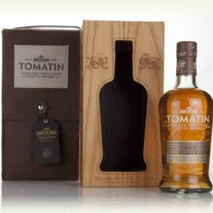 Skotska whisky Tomatin 1988 0
