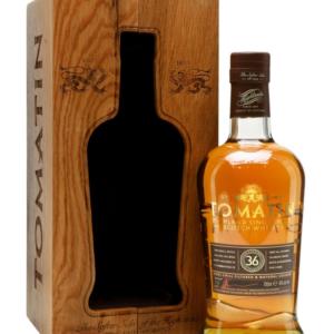 Skotska whisky Tomatin 36y 0